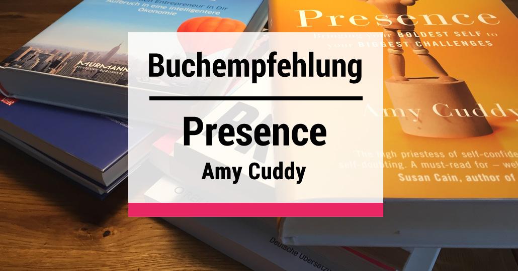 Buchempfehlung Wirtschaftsbücher - Presence