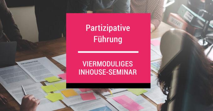 partizipative führung seminar